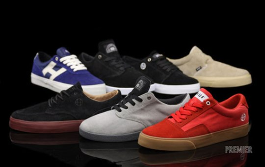 HUF Footwear – Fall 2011 Collection