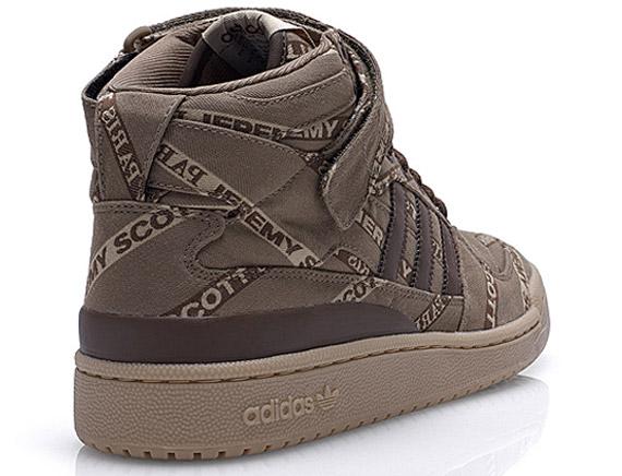 d9f8221c2f1a Jeremy Scott x adidas Originals B-Sides Forum Hi - SneakerNews.com