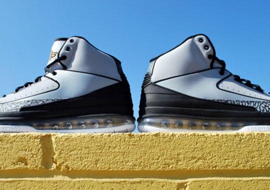 Air Jordan 2.0 – Wolf Grey – Black – White – Metallic Gold | Release Reminder