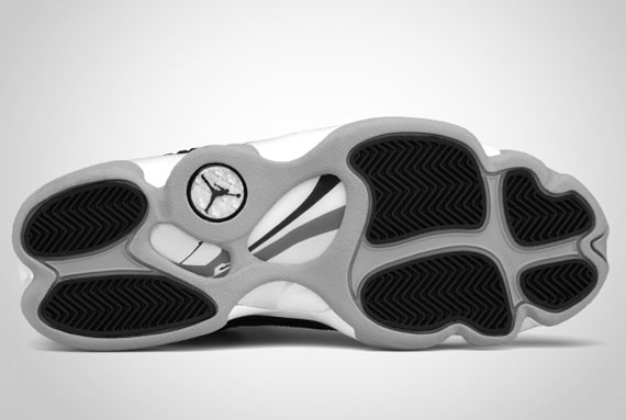 Jordan 6 Rings Carbon Fiber