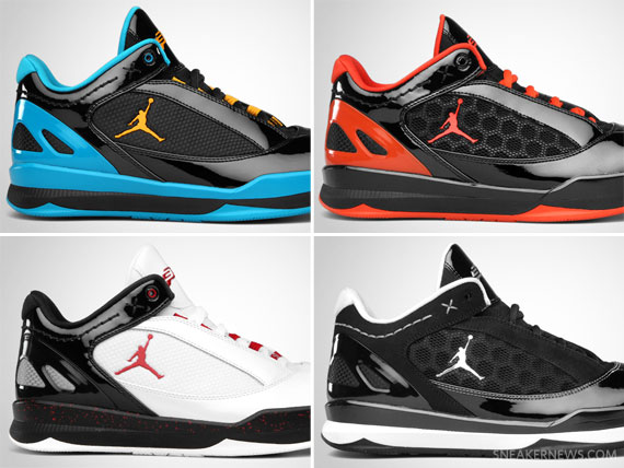 4455a8577ad840 Jordan CP 2 Quick - Upcoming Colorways - SneakerNews.com