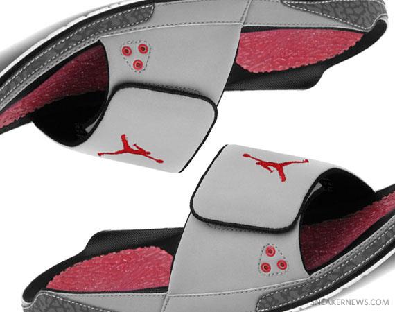 b88d409b4 Air Jordan III Slide  Stealth  - SneakerNews.com