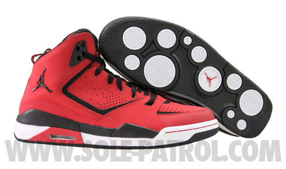 new product ff55d 1f1e5 ... Jordan SC-2 - Varsity Red - Black - White - SneakerNews.com  Nike ...