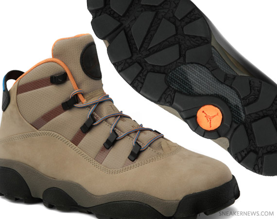 6d5631d6fad Jordan Winterized 6 Rings - Khaki - Imperial Blue - Olive - Marakesh -  SneakerNews.com