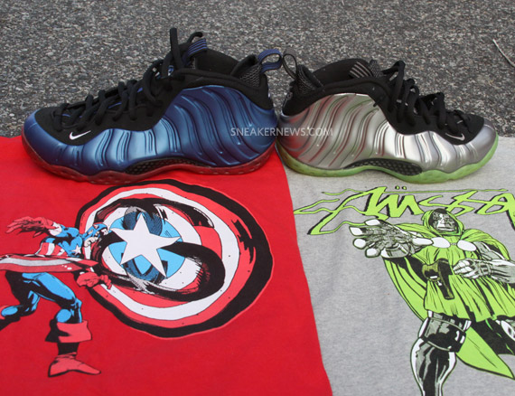 Wale Debuts Pewter Foamposite One New Images ...