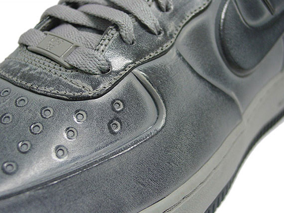 check out 1b5e0 4ff46 Nike Air Force 1 High Vac-Tech – Pewter