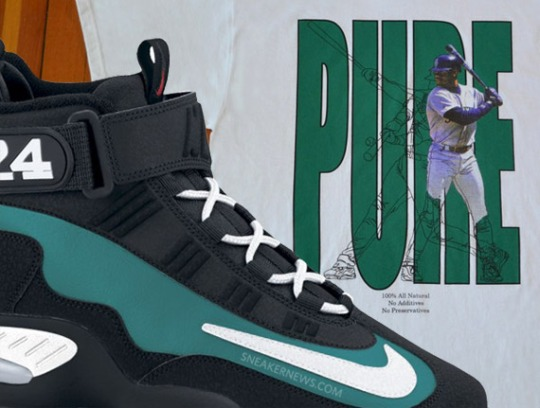 Nike Air Griffey Max 1 'Freshwater' – Release Reminder