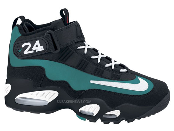 Nike Air Griffey Max 1  Emerald  Re-stock   NikeStore - SneakerNews.com 737871d45
