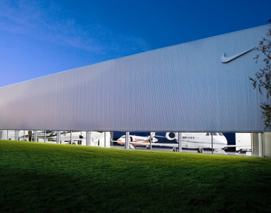 Nike Air Hangar by TVA Architects