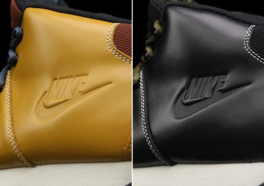 Nike Air Magma ND Leather – Black + Oxen | Available