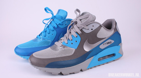 Nike Air Max 90 Hyperfuse Collection Available