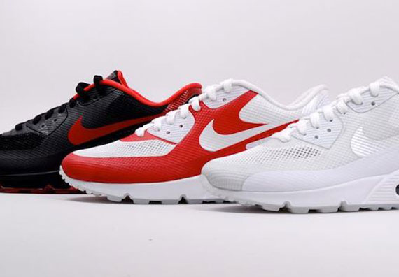new concept 23dc5 d64e2 Nike Air Max 90 Hyperfuse iD Samples