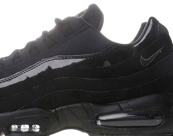 air max 95 black reflective