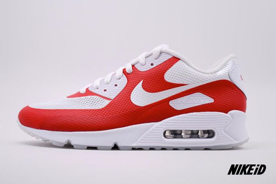 Nike Air Max 90 Hyperfuse iD Samples