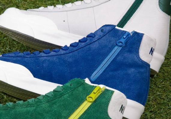 new product 305d6 99072 Nike Blazer Mid AB VNTG – New Photos