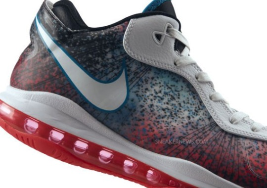 Nike LeBron 8 V/2 Low 'Miami Nights' Hits Nikestore UK