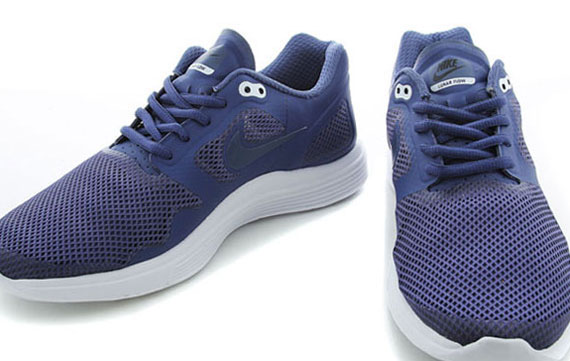 Nike Lunar Flow Blue White