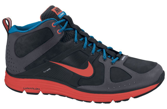 brand new 22382 8e41d well-wreapped Nike Lunar Elite Trail Mid Fall 2011 Colorways NikeStore