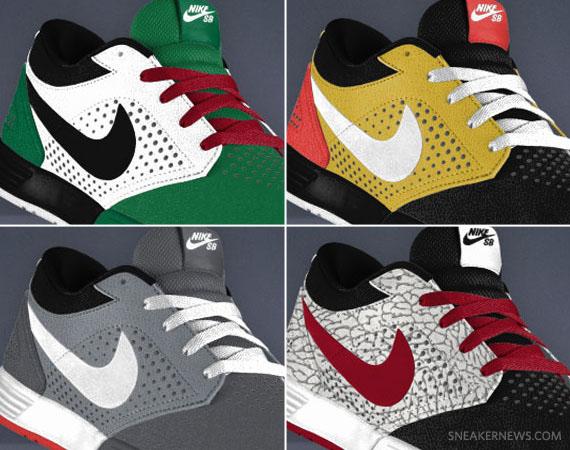 Nike SB P Rod V Available on Nike iD
