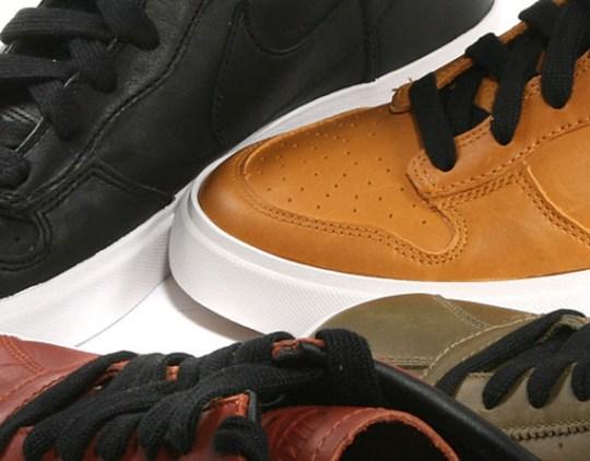 Nike Sportswear Dunk High + Match Classic AC TZ – New Images