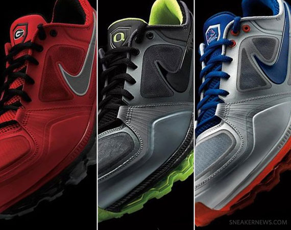 huge discount 4ccfa a2be6 Advertisement. Earler today Sneaker News unveiled the entire Nike Trainer  1.3 Max Rivalry ...