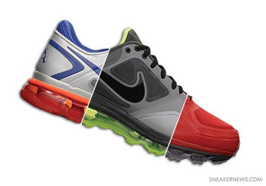 Nike Trainer 1.3 Max 'Rivalry Pack' @ Eastbay