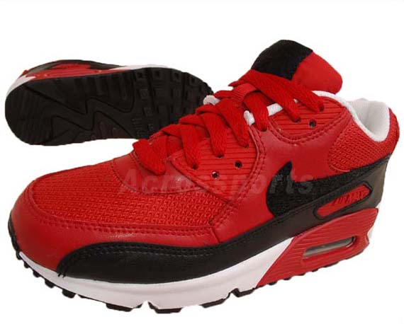 Nike Air Max 2013 Black Varsity Red