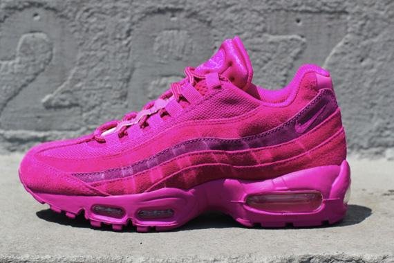 pink 95 air max