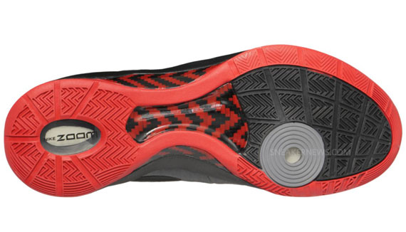 sports shoes 3c654 e7301 Nike Zoom Hyperdunk 2011. Cool Grey Black-Sport Red 454138-004.  Advertisement. show comments