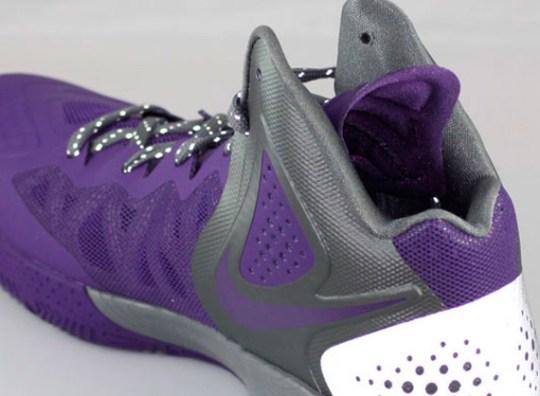 Nike Zoom Hyperforce – Purple – Grey