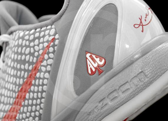 Nike Zoom Kobe 6 Lower Merion Aces PE New Photos