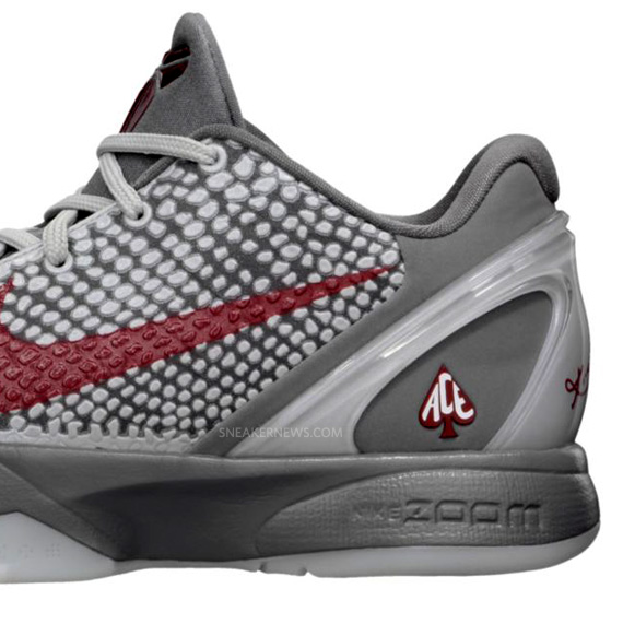 sale retailer 716bb 7373f Nike Zoom Kobe VI Lower Merion Aces - Release Date - Sneaker