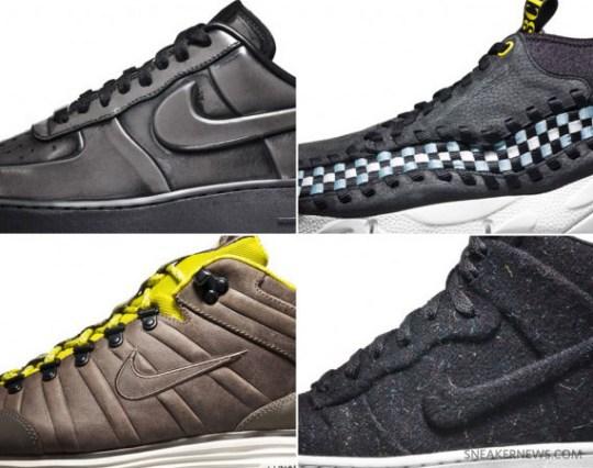 Nike Sportswear Holiday 2011 Footwear