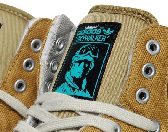 varios diseños nueva alta calidad Códigos promocionales Star Wars x adidas Originals Skywalker 'Hoth' - SneakerNews.com