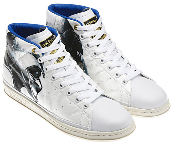 """adidas Stan Smith 80s Mid x Star Wars Collection – """"Imperial"""