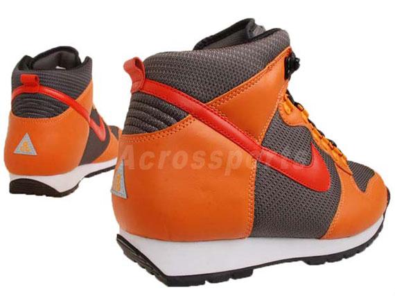 lowest price 7339a 0fc4b Nike ACG Lava Dunk High Premium - Max Orange + High Voltage ...