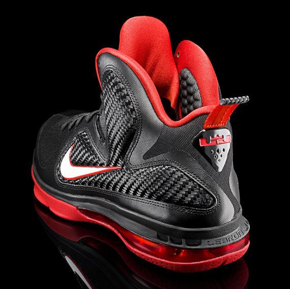 What We Do In Life Echoes In Eternity Lebron Nike LeBron 9 - Black ...