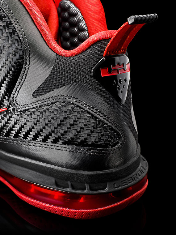 Nike Lebron 9 Officially Unveiled Sneakernews Com