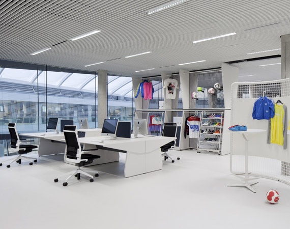 adidas corporate headquaters herzogenaurach germany. Black Bedroom Furniture Sets. Home Design Ideas