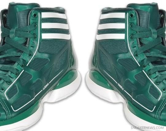 adidas adiZero Crazy Light – Green – White