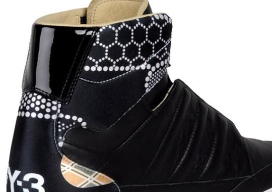 e3b0ce85f7cb4 adidas Y-3 Honja High – Black – White Dots