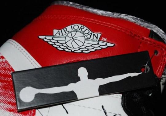 Air Jordan 1 High DW – New Detailed Images