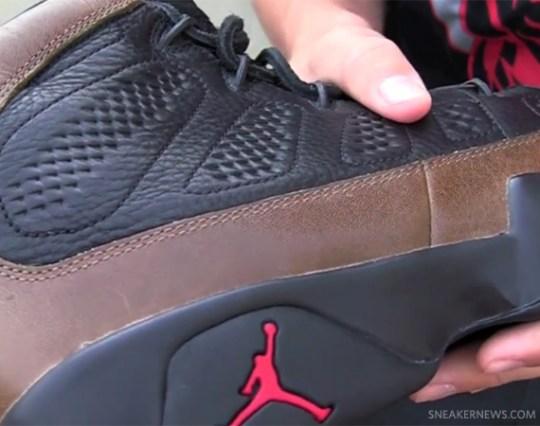 Air Jordan IX Premio – Video Review