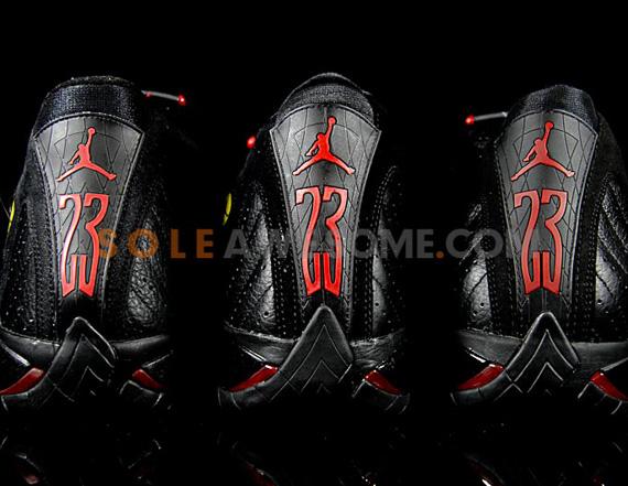 This Holiday season, the 'Last Shot' colorway of the Air Jordan XIV ...