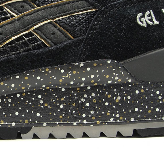 atmos x Asics Gel Lyte III New Images