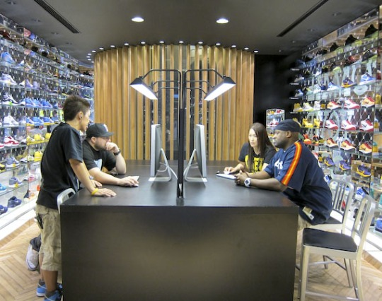 Nike iD Sessions With DJ Clark Kent & Jonathon Mannion