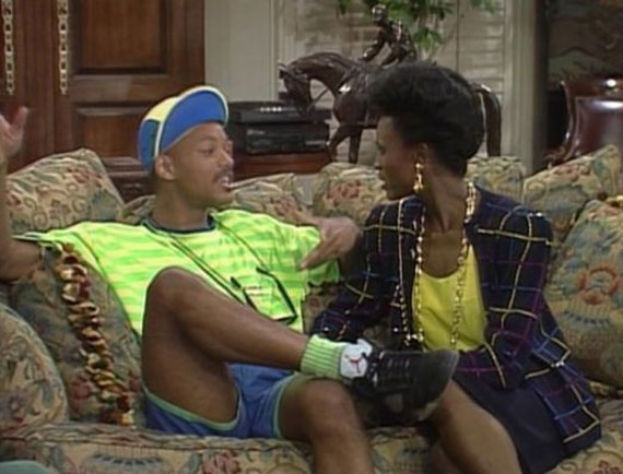 best loved ae48d f3224 A Complete Guide to The Fresh Prince of Bel-Air's Sneakers ...