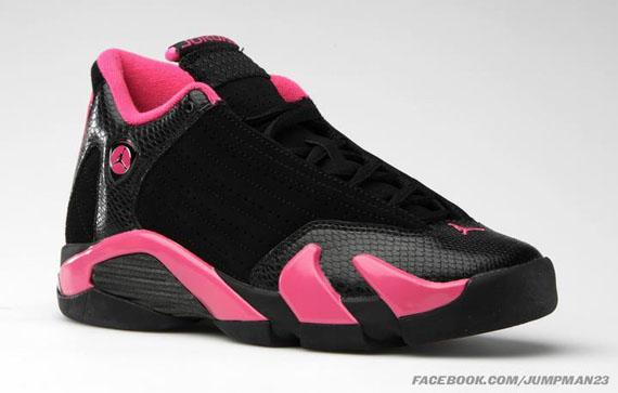 Jordan Brand Girls Holiday 2011 Footwear Sneakernews Com