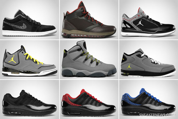Air Jordan Release Nouvelles Baskets