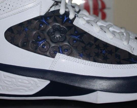 Jordan Icons – All-Star 'East' Sample